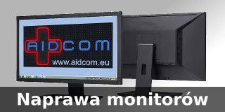 naprawa monitorów